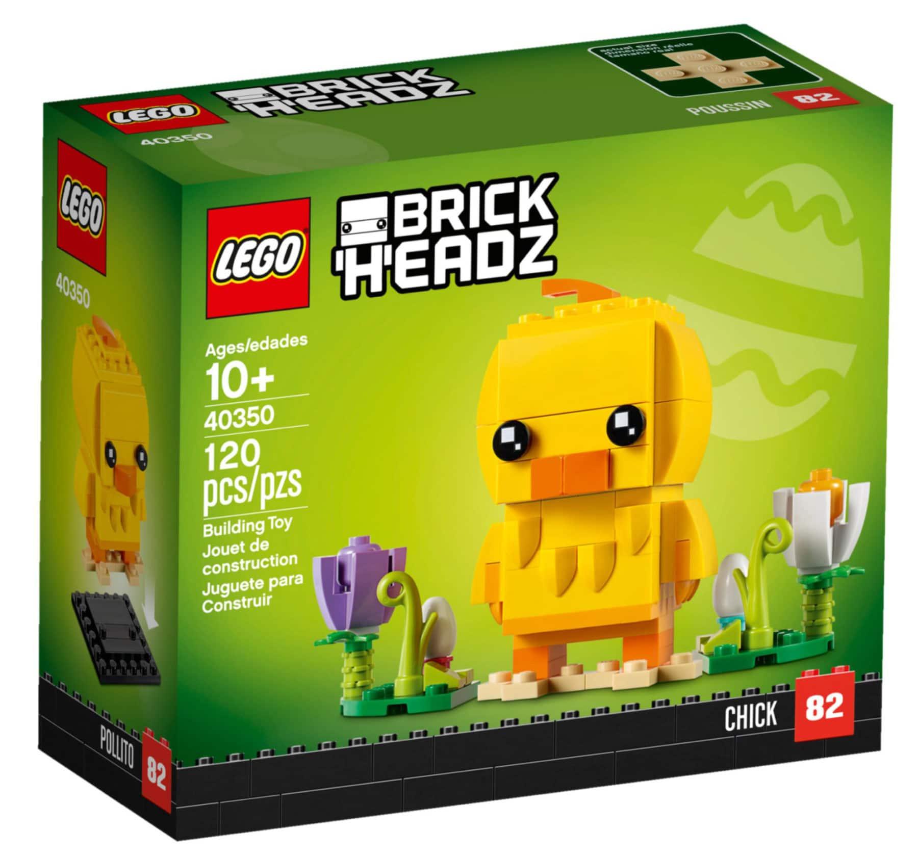LEGO BrickHeadz 40350
