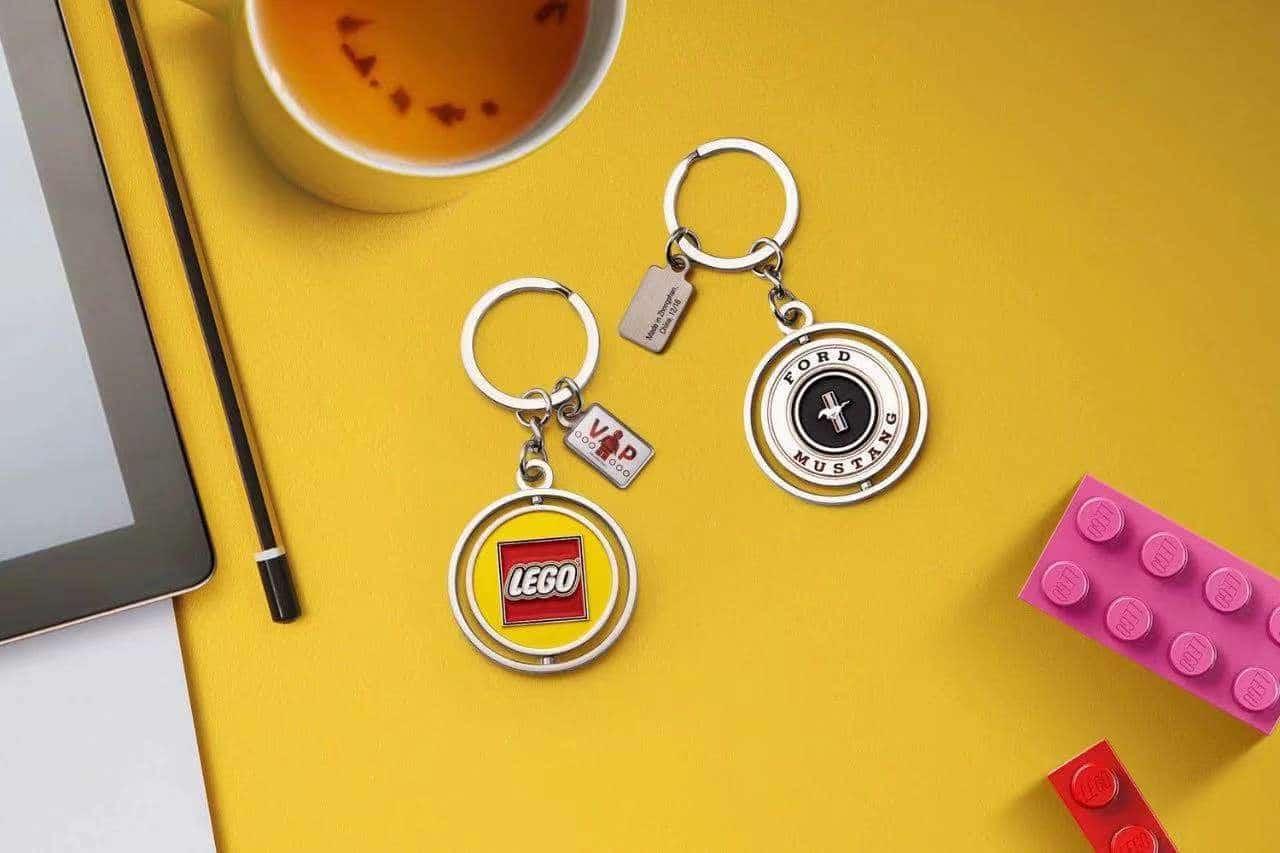 LEGO Ford Mustang Schlüsselanhänger