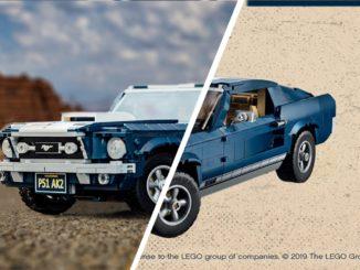 LEGO 10265 Ford Mustang Gewinnspiele
