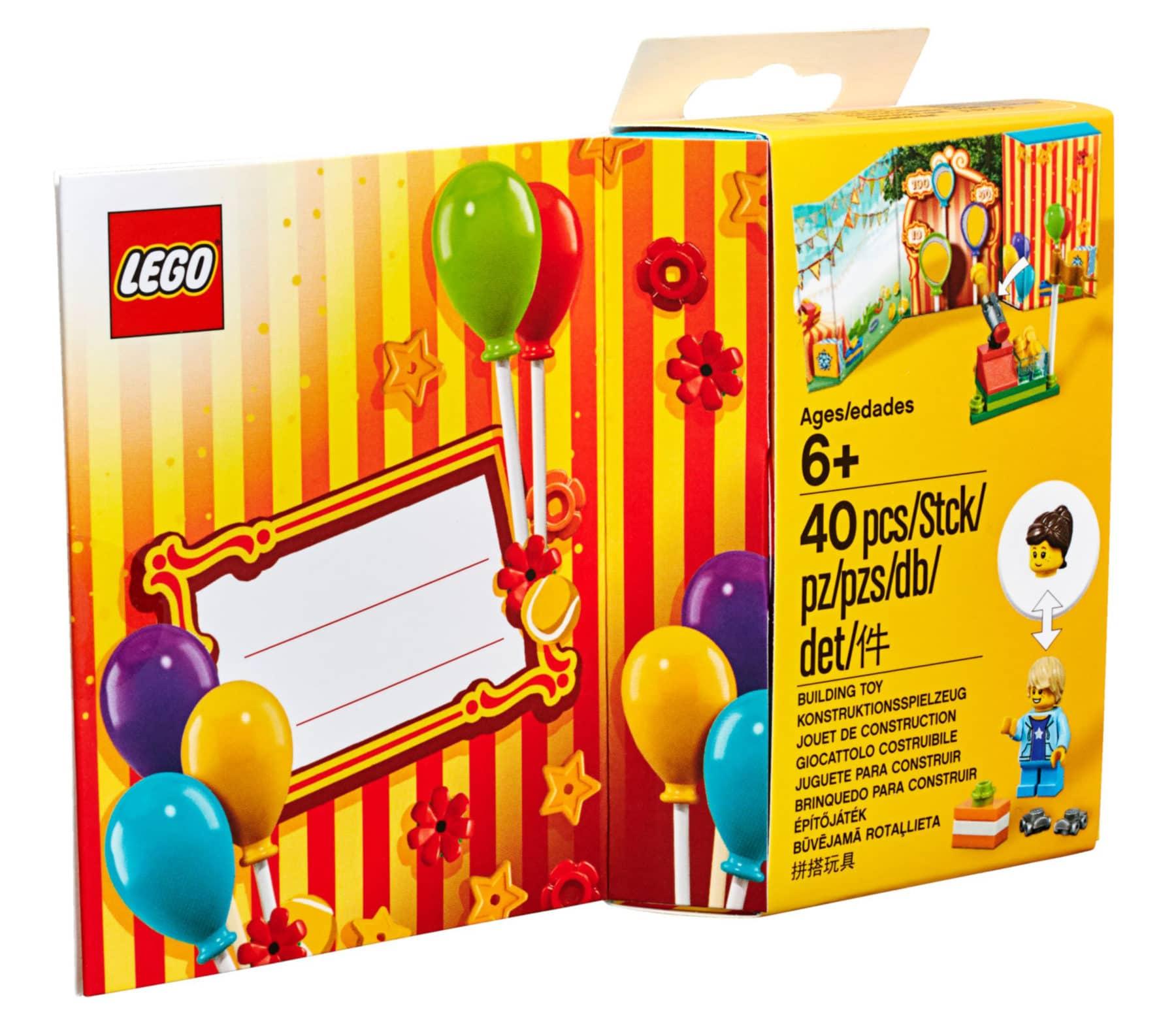 LEGO Torwandschießen