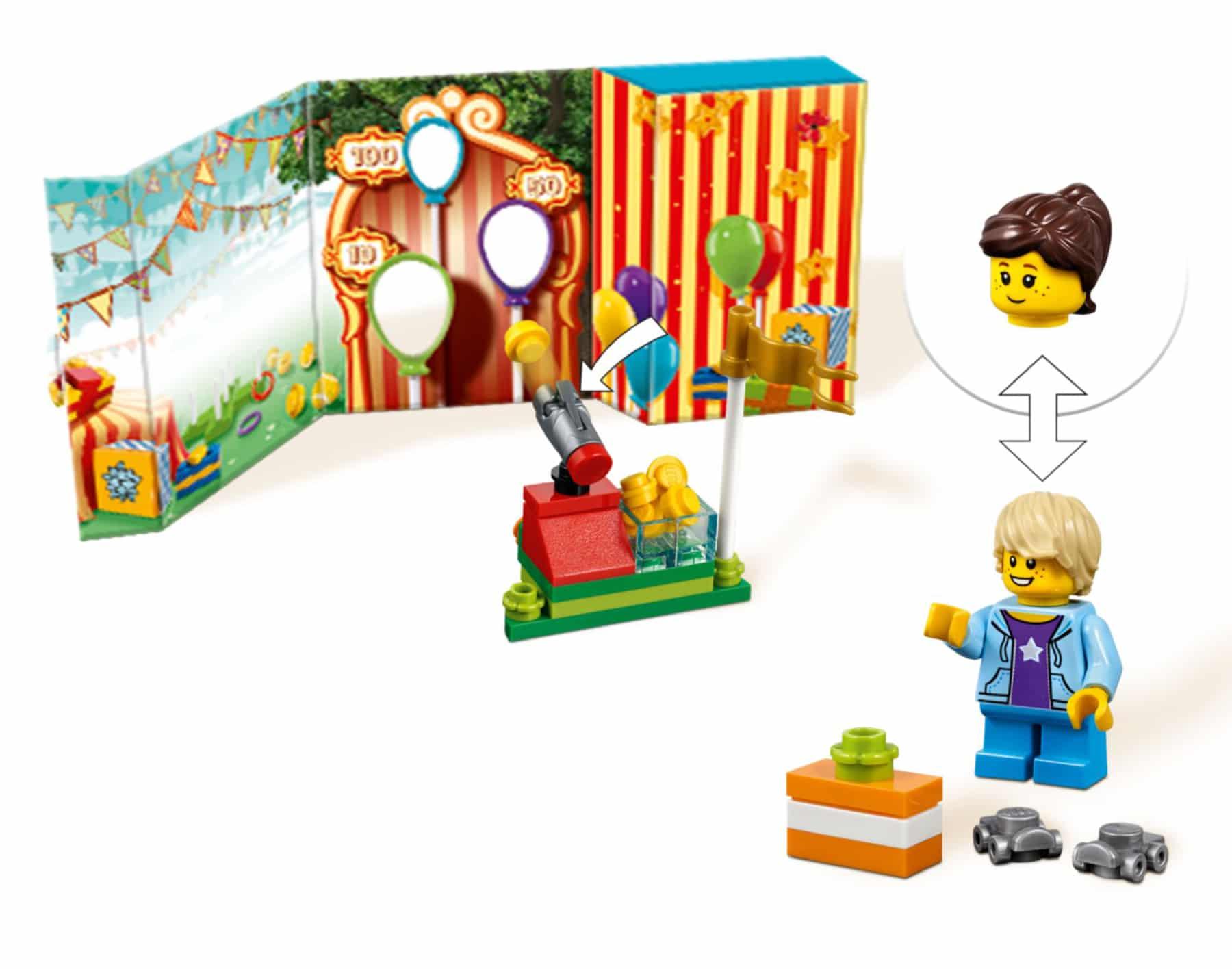 LEGO 853906 Grußkarte