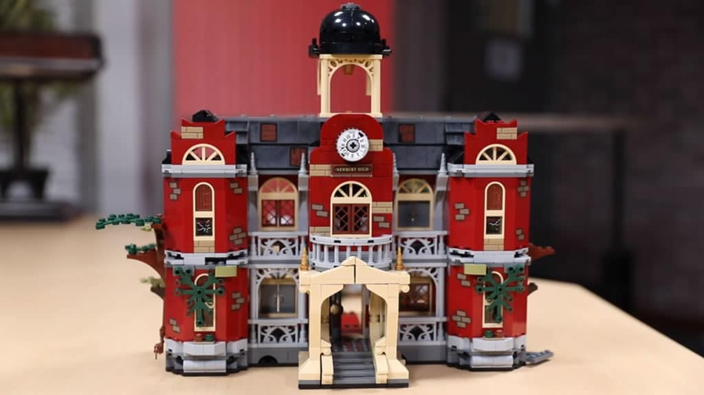 LEGO Hidden Side Highschool
