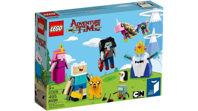 LEGO 21308 Ideas Adventure Time