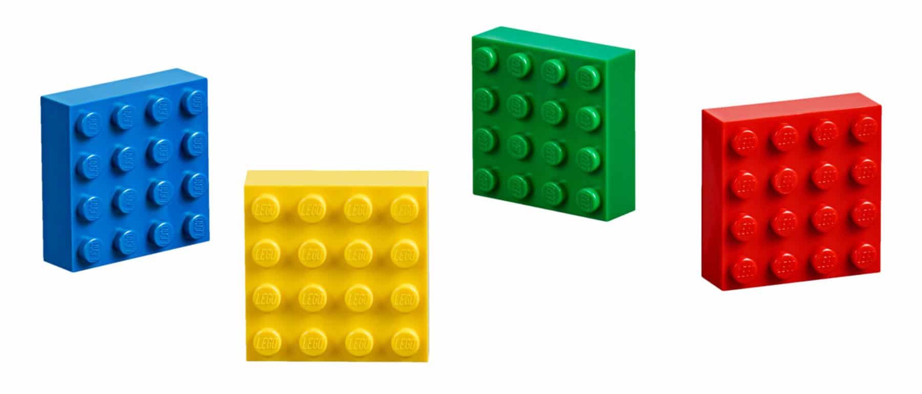 LEGO 853915 4x4 Magente