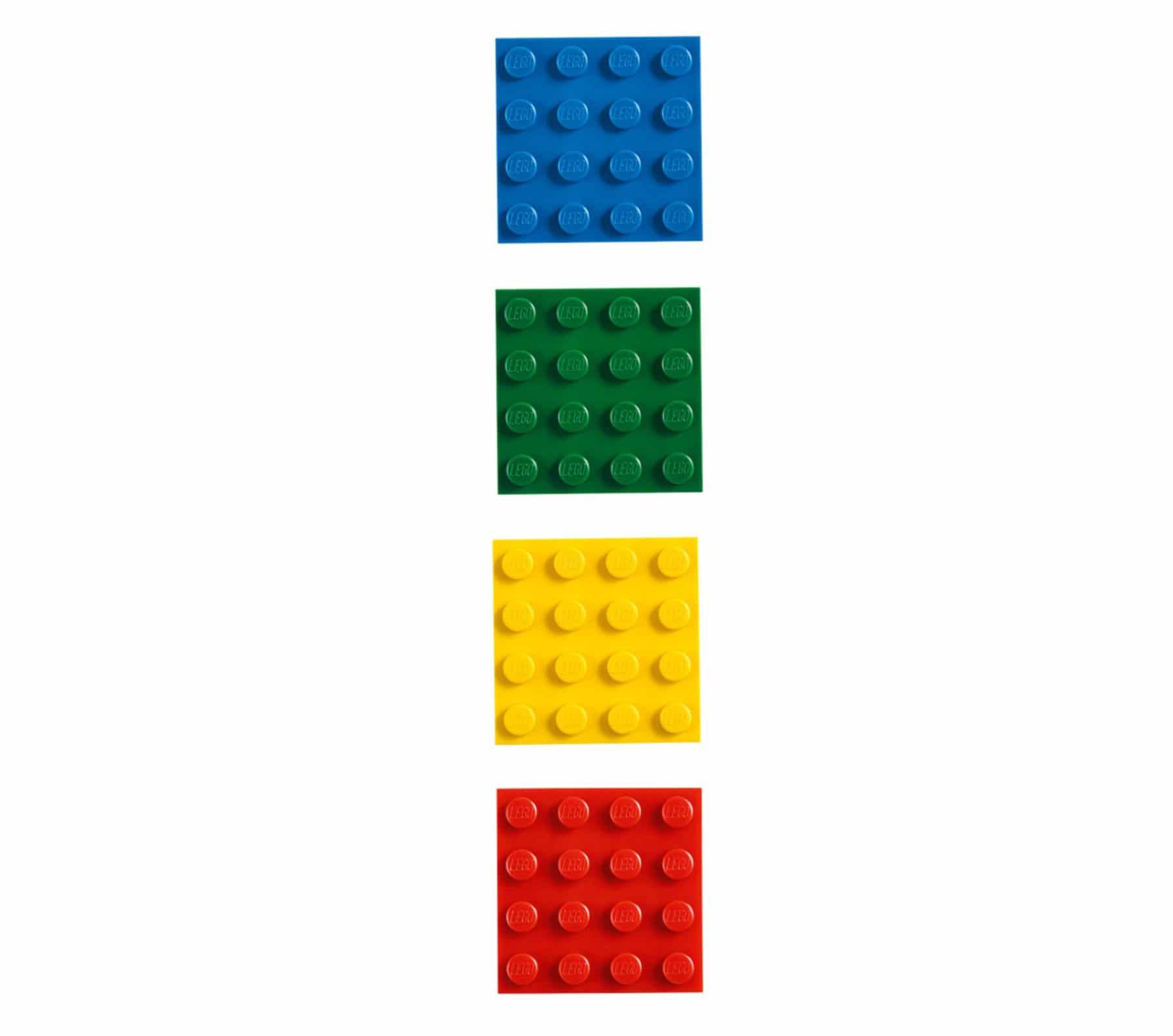 LEGO 4x4 Magente