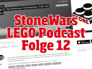 StoneWars LEGO Podcast Folge 12