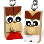 LEGO 853902 Schlüsselanhänger