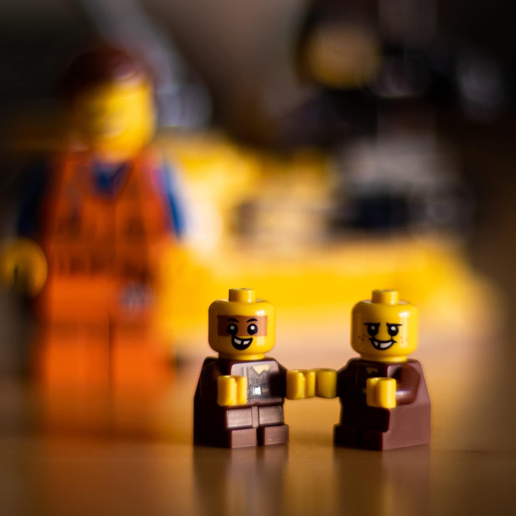 LEGO Sewer Babies