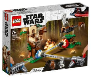LEGO Star Wars 75238 Action Battle Endor Assault