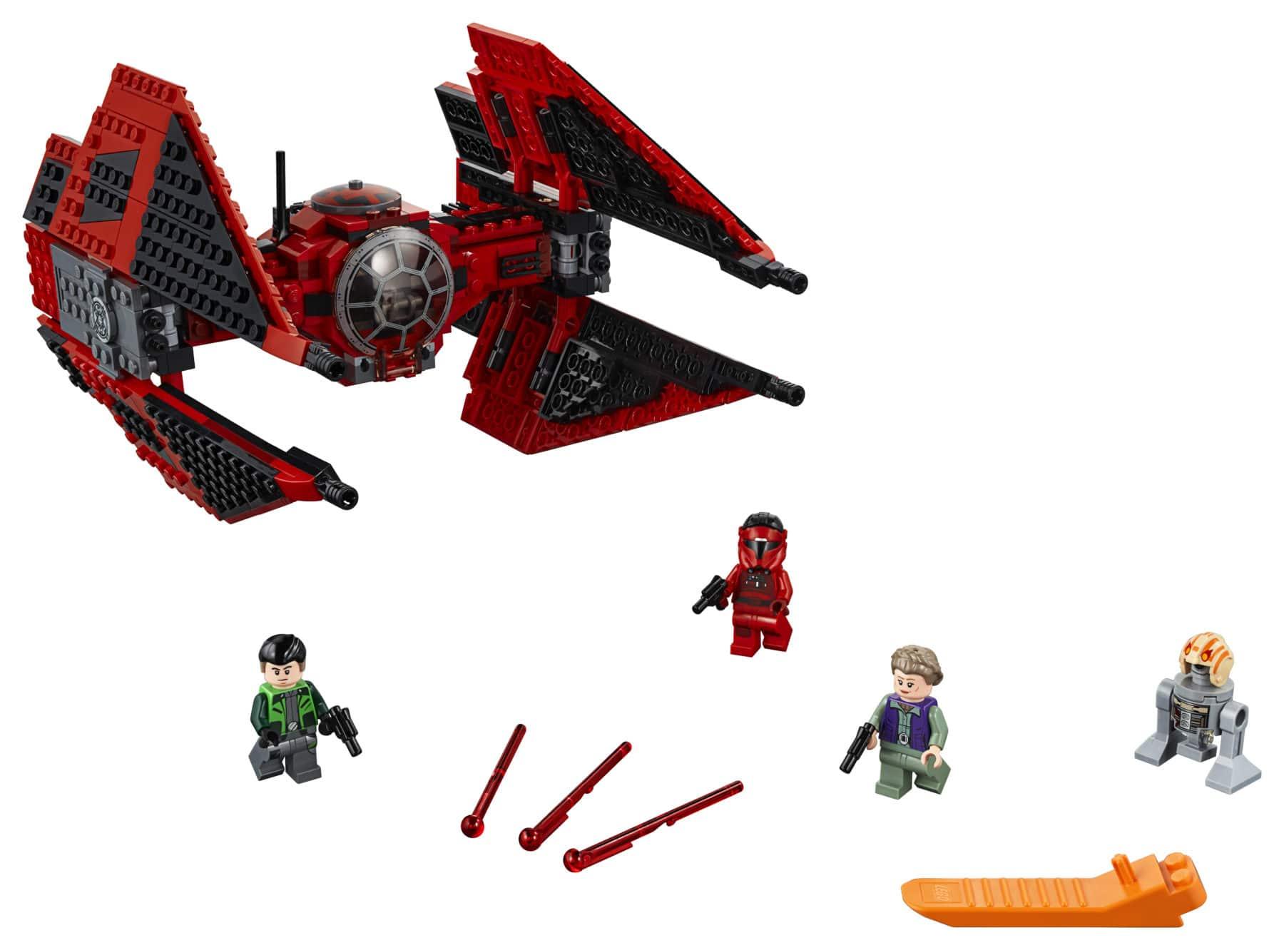 LEGO Star Wars 75240 Major Vonreg's TIE Fighter