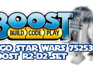 LEGO Star Wars 75253 R2-D2 Boost Set