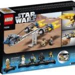 LEGO Star Wars 75258 Anakins Podracer 20th Anniversary Edition