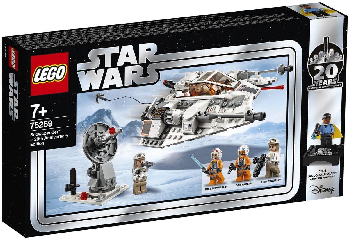 LEGO Star Wars 75259 Snowspeeder 20th Anniversary Edition
