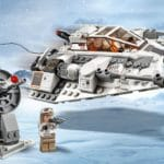 LEGO Star Wars 75259 Snowspeeder 20th Anniversary Edition