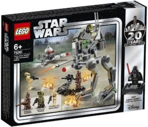 LEGO Star Wars 75261 Clone Scount Walker 20th Anniversary Edition