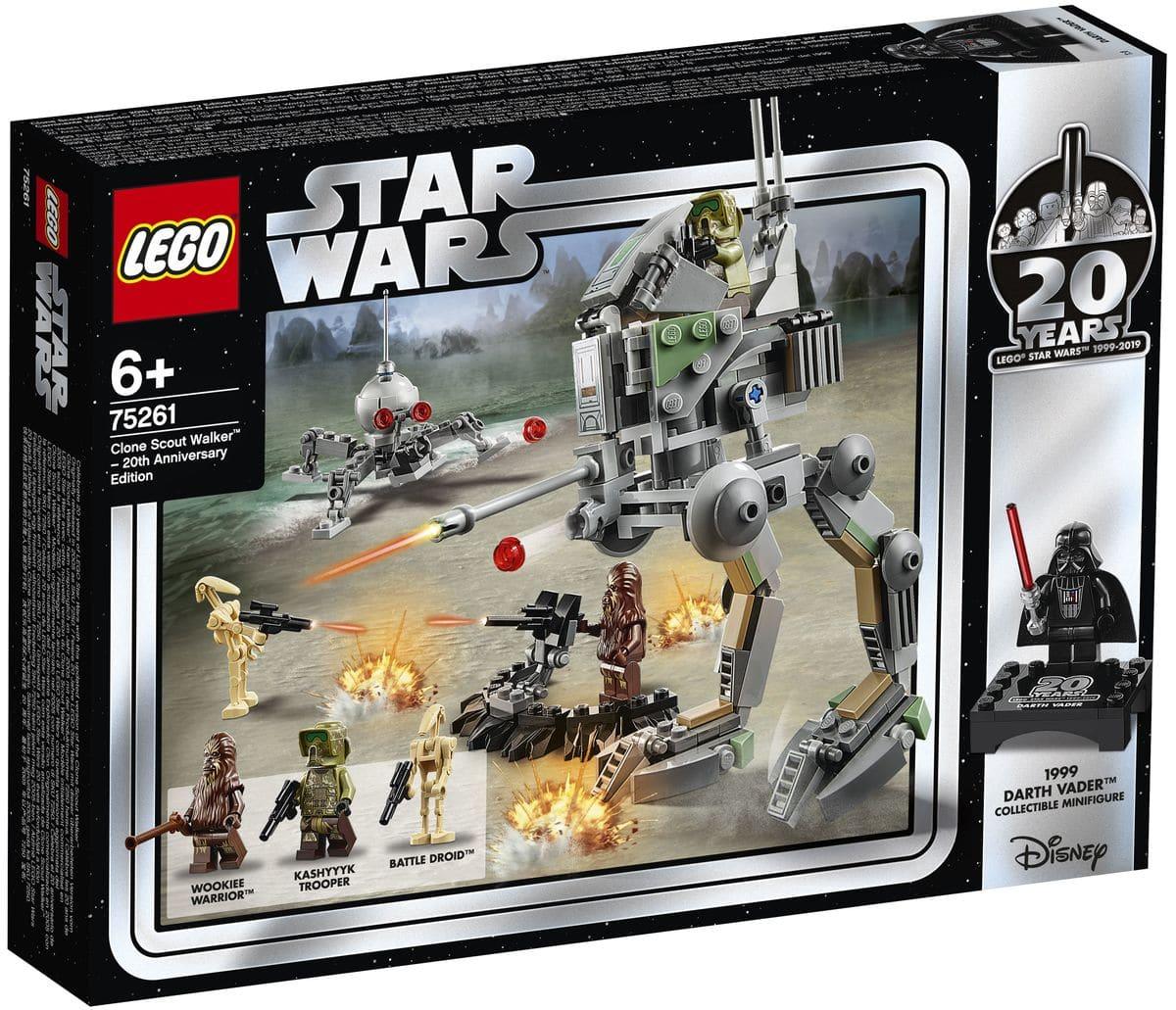 LEGO Star Wars April 2019: Alle Sets ab jetzt verfügbar!