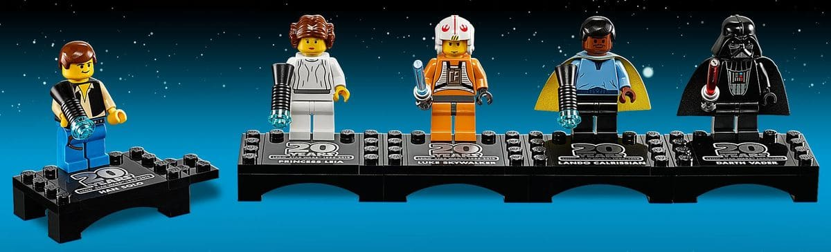LEGO Star Wars 20th Anniversary Minifiguren