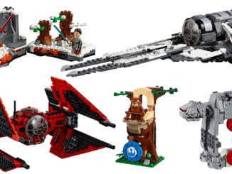 LEGO Star Wars April 2019