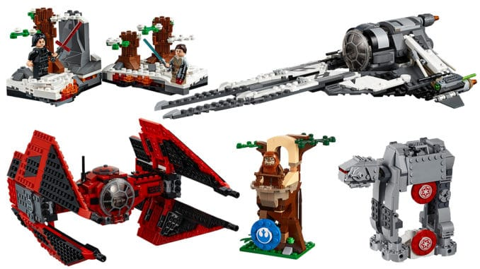 Lego Star Wars 20th Anniversary Sets 2019