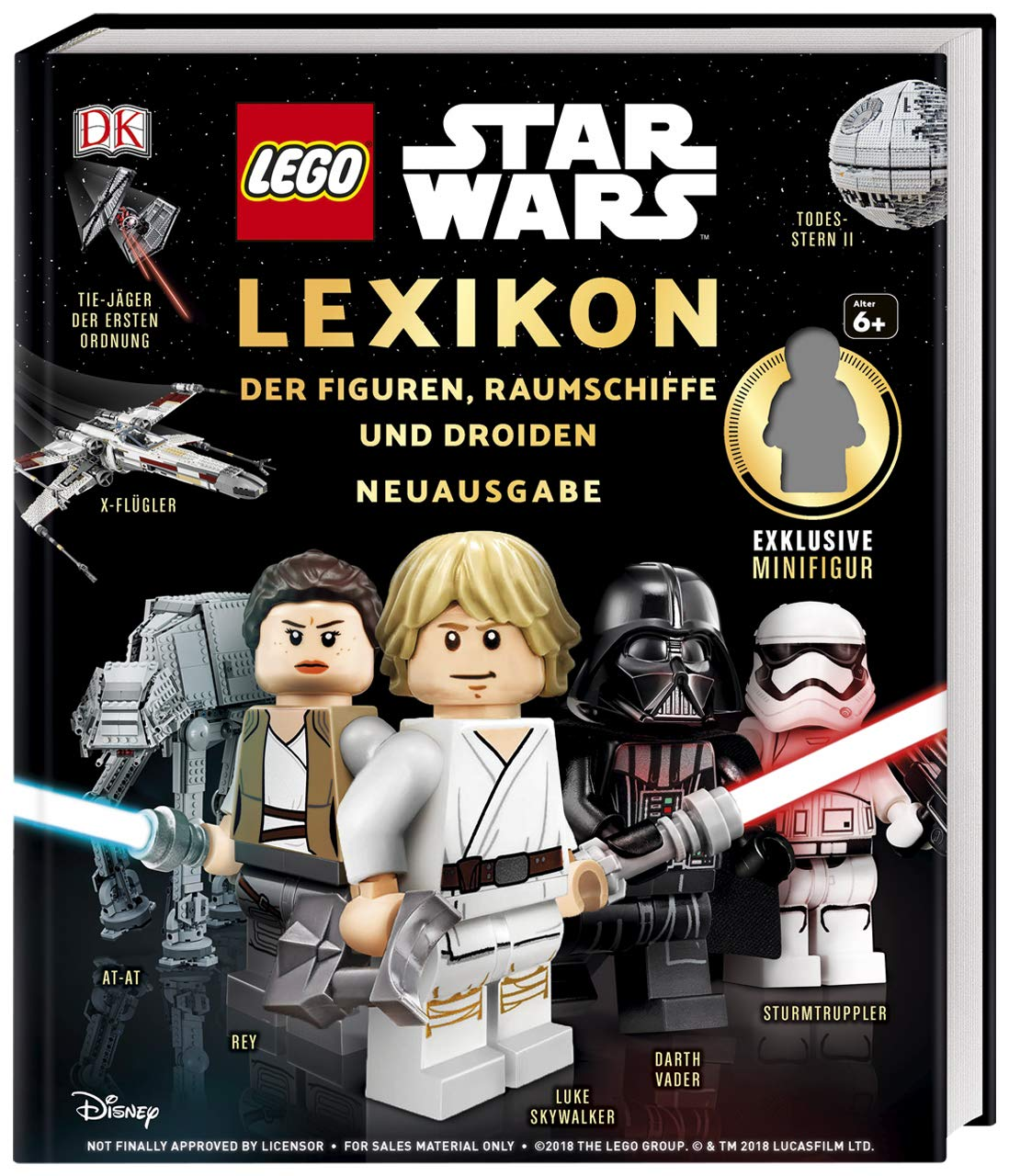 LEGO Star Wars Lexikon 2019