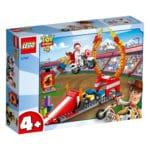 LEGO 10767 Toy Story 4 Duke Cabooks Stunt Show