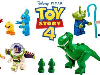 LEGO Toy Story 4 Übersicht