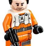 LEGO 75242 Poe Dameron