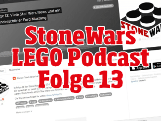 StoneWars LEGO Podcast Folge 13