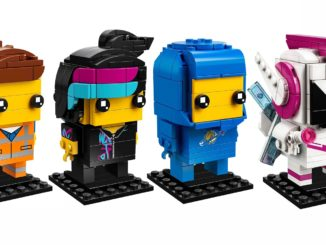 The LEGO Movie 2 BrickHeadz