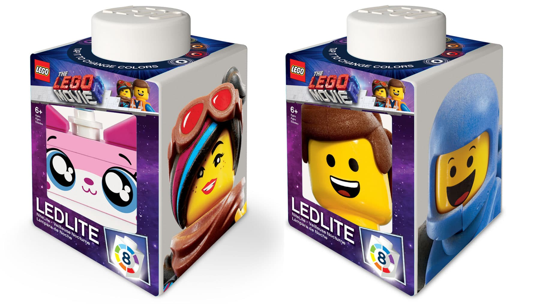 The LEGO Movie 2 LED Lichter