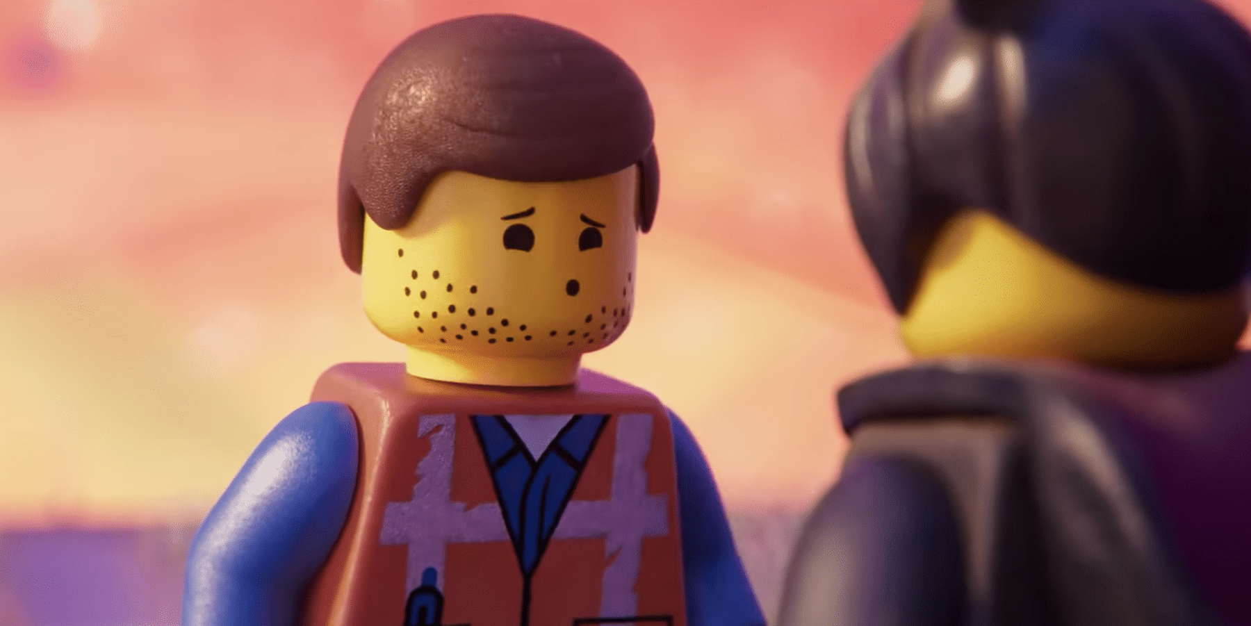 The LEGO Movie 2: Emmet mit Bart