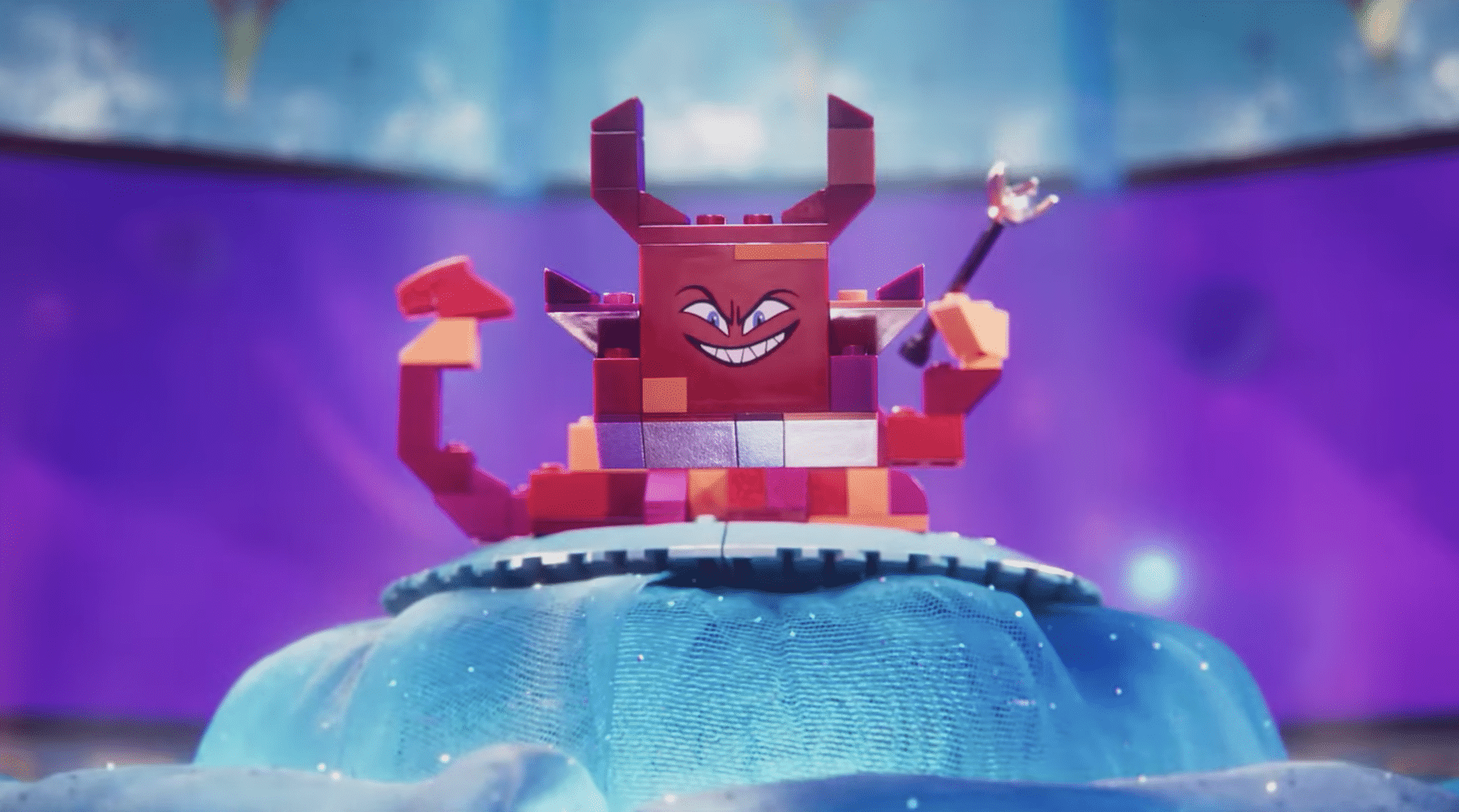 The LEGO Movie 2: Queen Whatevra Wa'Nabi