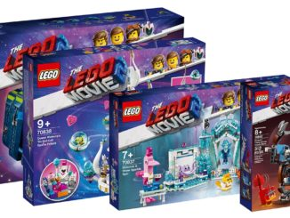 The LEGO Movie 2 Sets Frühling 2019