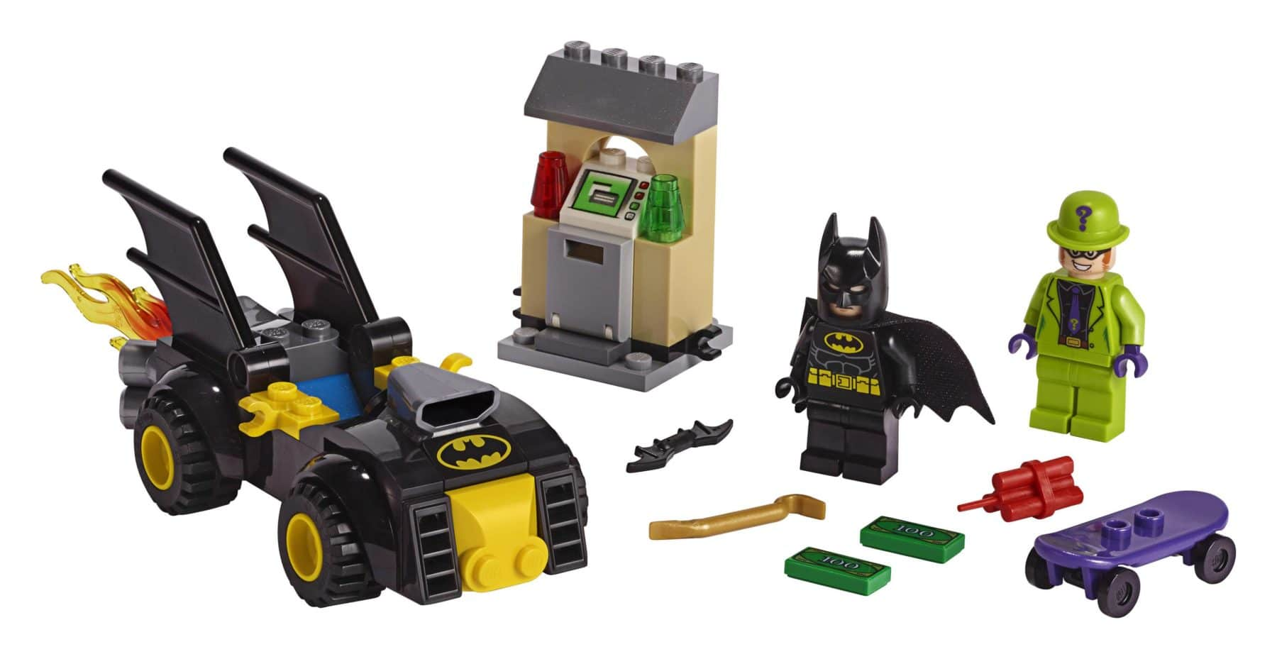 LEGO Batman 76137 Batman vs. The Riddler Robbery