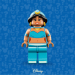 LEGO 71024 Minifigures The Disney Series 2: Aladin - Prinzessin Jasmin