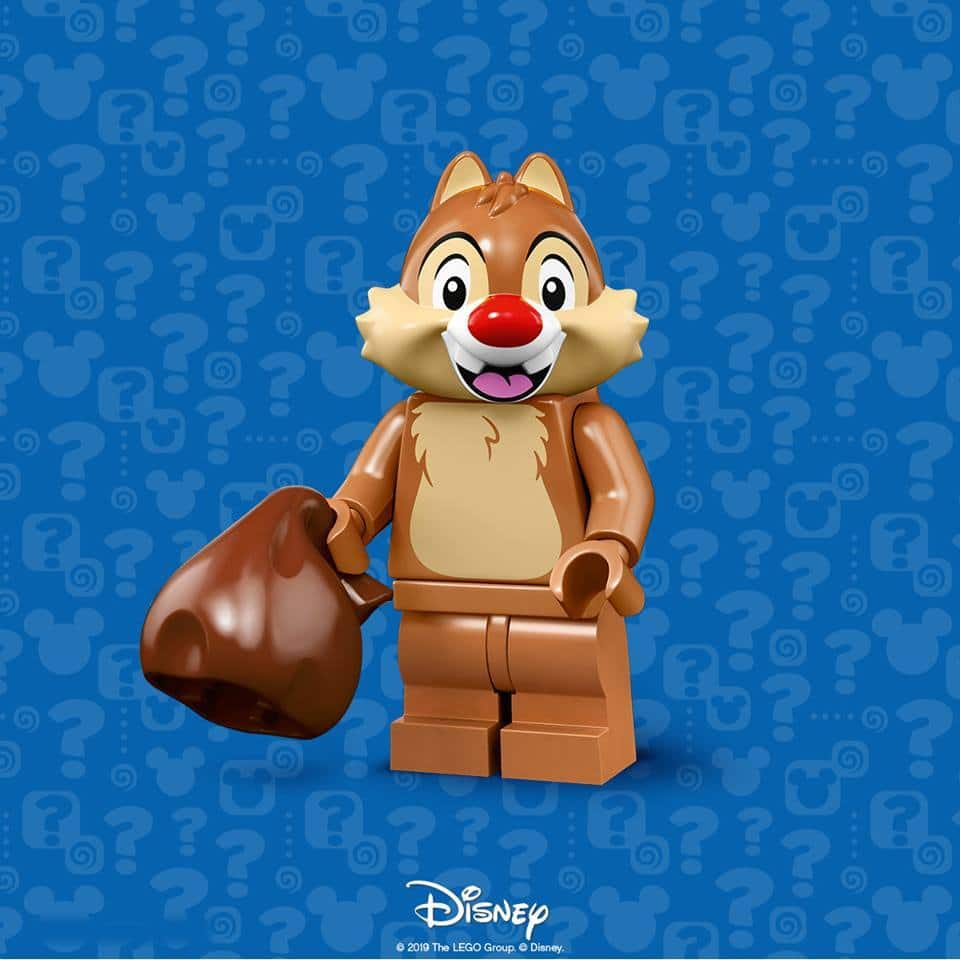 LEGO® 71024 Disney Minifiguren Serie 2 CHIP /& CHAP //Dale A /& B Hörnchen Figuren