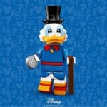 LEGO 71024 Minifigures The Disney Series 2: Entenhausen - Dagobert Duck