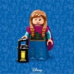 LEGO 71024 Minifigures The Disney Series 2: Die Eiskönigin - Anna