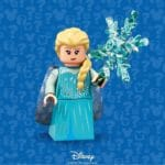 LEGO 71024 Minifigures The Disney Series 2: Die Eiskönigin - Elsa