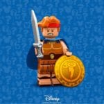 LEGO 71024 Minifigures The Disney Series 2: Hercules - Hercules