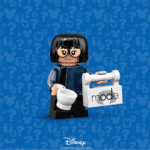 "LEGO 71024 Minifigures The Disney Series 2: The Incredibles - Edna ""E"" Mode"