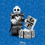 LEGO 71024 Minifigures The Disney Series 2: The Nightmare Before Christmas - Jack Skellington