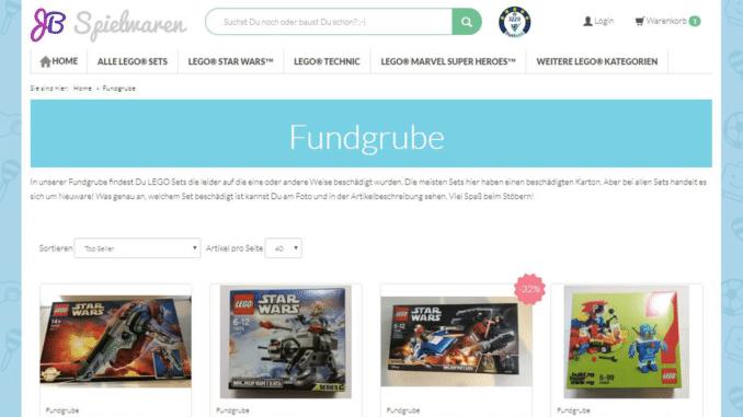 JB-Spielwaren Fundgrube