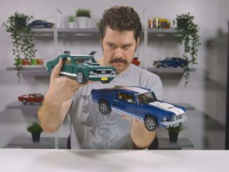 LEGO 10265 Ford Mustang Designer Video