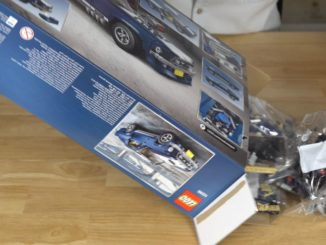 LEGO 10265 Ford Mustang Unboxing