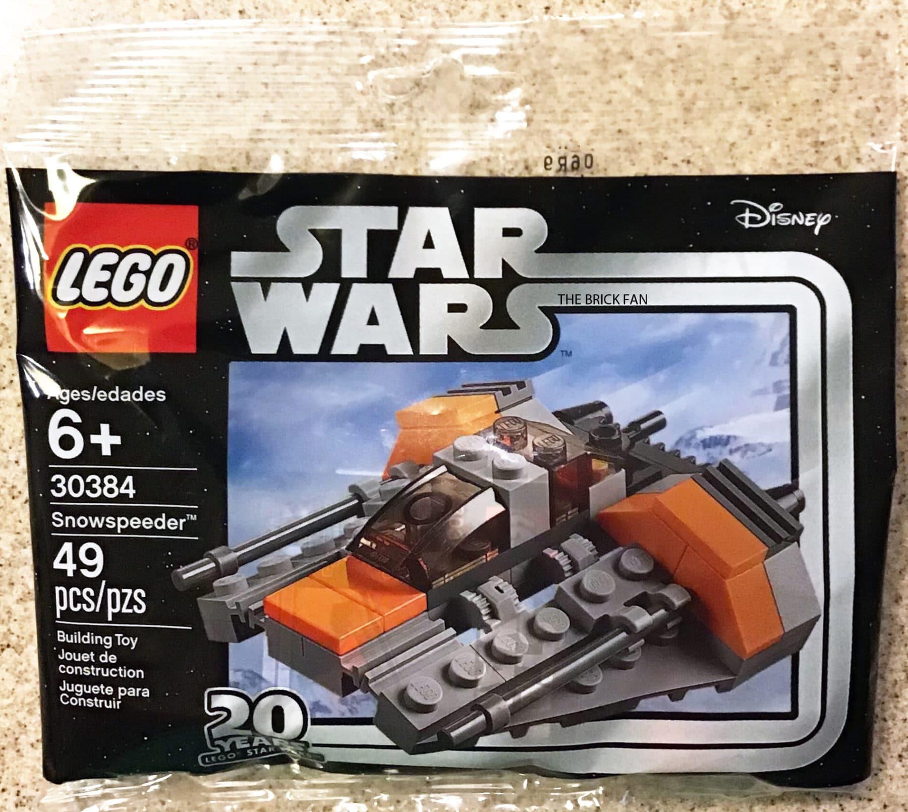 LEGO 30384 Snowspeeder Polybag