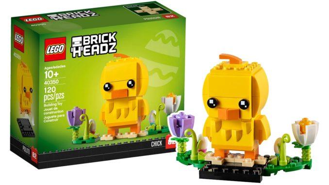 LEGO 40350 Oster-Küken BrickHeadz