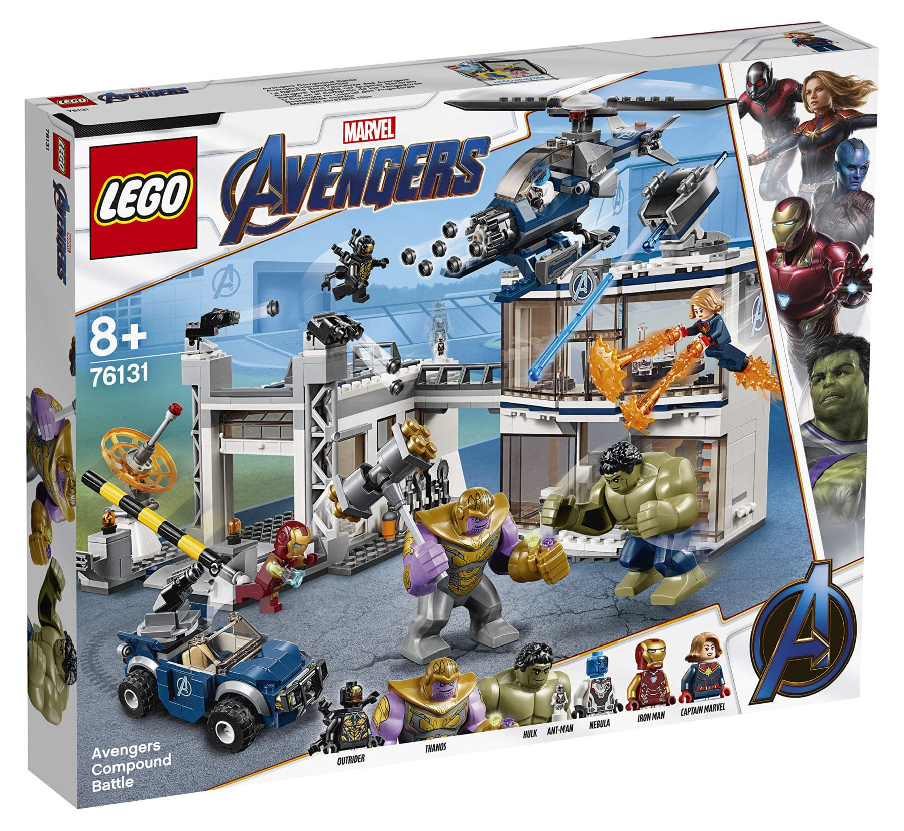 LEGO 76131 Avengers Compoud Battle