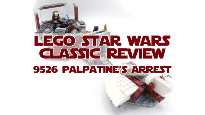 LEGO 9526 Palpatines Arrest Review