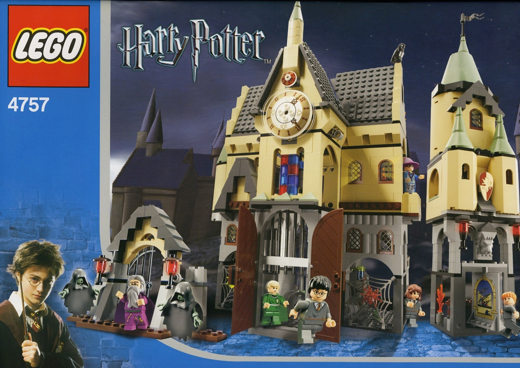 LEGO Harry Potter 4757